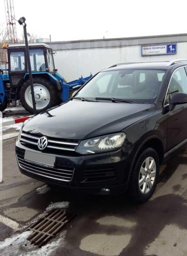 Volkswagen Touareg, 2011 год, 980 000 руб.