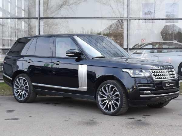 Land Rover Range Rover, 2014 год, 3 150 000 руб.