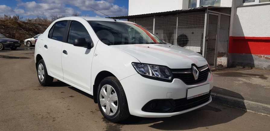 Renault Logan, 2014 год, 437 000 руб.