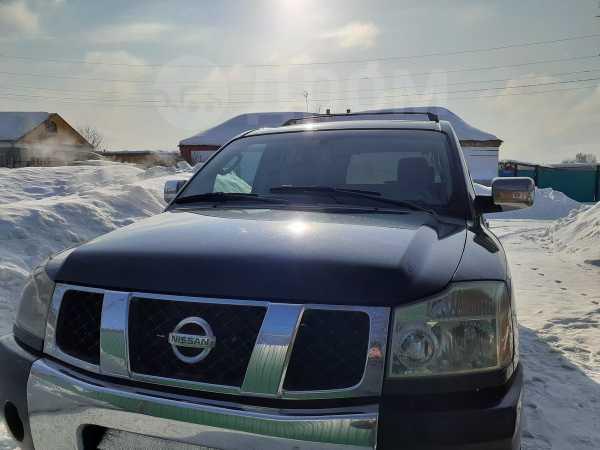 Nissan Armada, 2004 год, 625 000 руб.