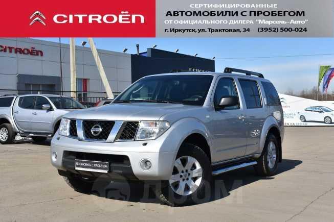 Nissan Pathfinder, 2007 год, 718 000 руб.