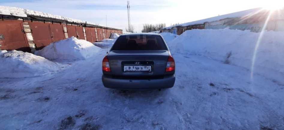 Hyundai Accent, 2006 год, 160 000 руб.