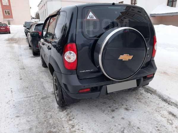 Chevrolet Niva, 2016 год, 425 000 руб.