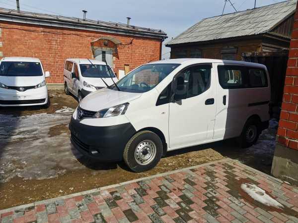Nissan NV200, 2014 год, 690 000 руб.