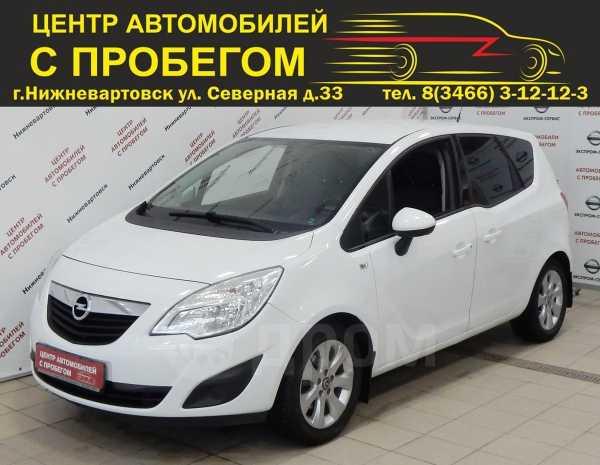 Opel Meriva, 2013 год, 580 000 руб.