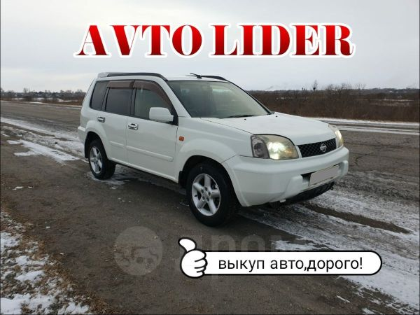 Nissan X-Trail, 2001 год, 359 999 руб.