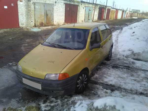 Fiat Punto, 1996 год, 57 000 руб.