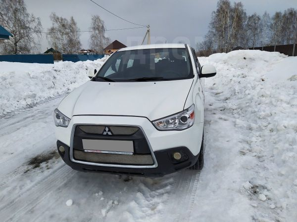 Mitsubishi ASX, 2010 год, 735 000 руб.