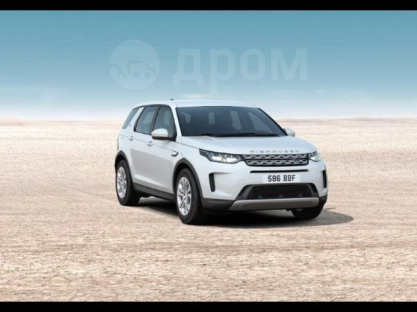Land Rover Discovery Sport, 2019 год, 3 462 000 руб.