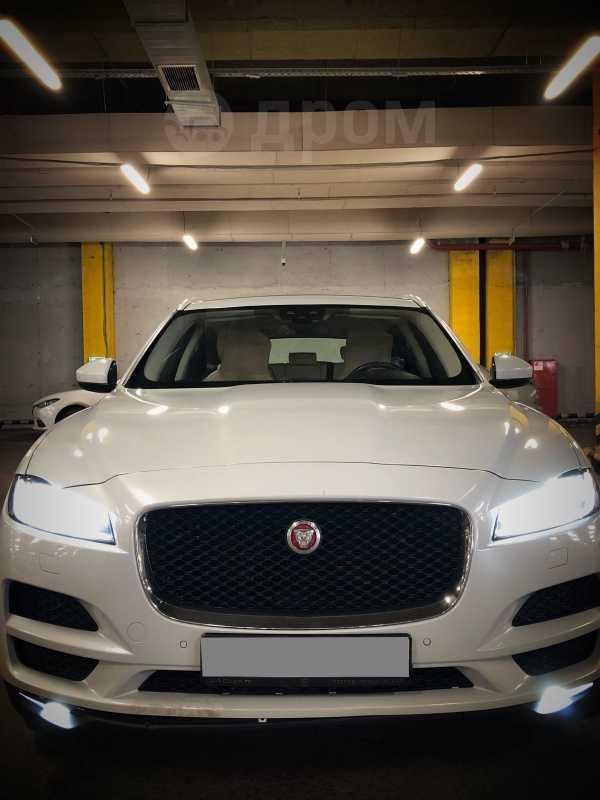 Jaguar F-Pace, 2016 год, 2 400 000 руб.