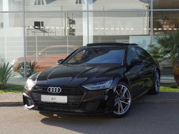 Audi A7, 2019 год, 5 640 000 руб.