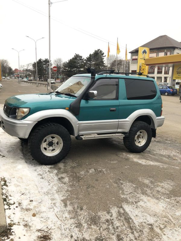 Toyota Land Cruiser Prado, 1996 год, 690 000 руб.