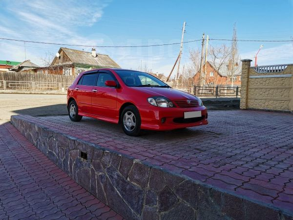 Toyota Allex, 2001 год, 378 000 руб.