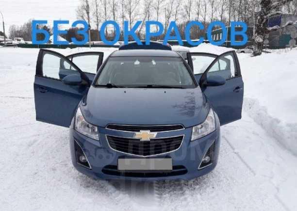 Chevrolet Cruze, 2013 год, 546 000 руб.