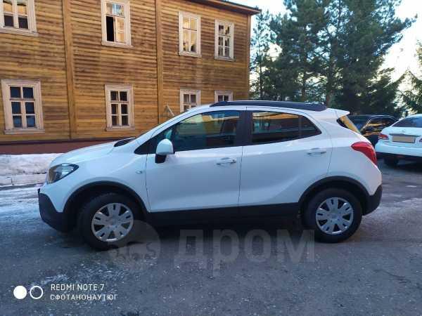 Opel Mokka, 2015 год, 725 000 руб.