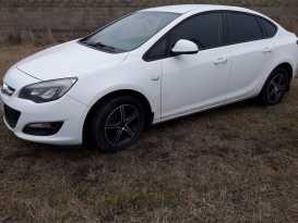 Новокубанск Astra 2013
