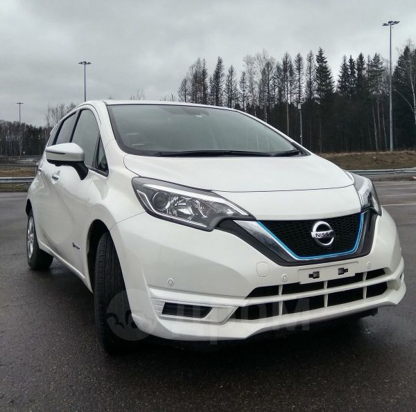 Nissan Note, 2016 год, 900 000 руб.