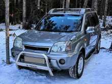 Советская Гавань X-Trail 2001