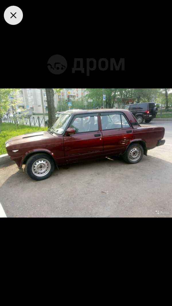 Лада 2107, 2011 год, 115 000 руб.