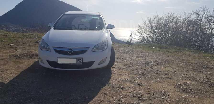 Opel Astra, 2010 год, 410 000 руб.