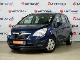 Ульяновск Opel Meriva 2011