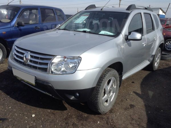 Renault Duster, 2014 год, 549 000 руб.