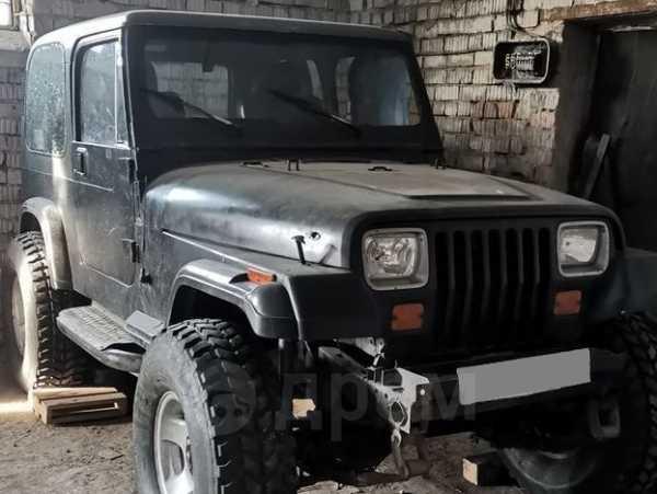 Jeep Wrangler, 1988 год, 295 000 руб.