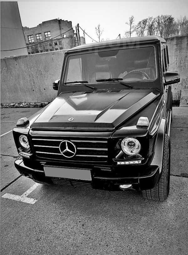 Mercedes-Benz G-Class, 2000 год, 1 120 000 руб.