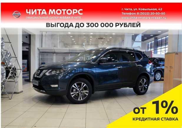 Nissan X-Trail, 2019 год, 2 038 000 руб.