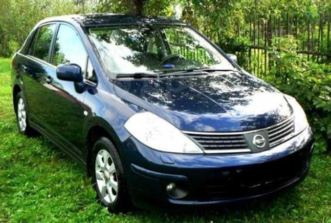 Nissan Tiida, 2008 год, 349 000 руб.