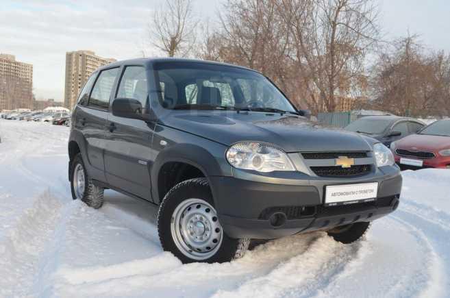 Chevrolet Niva, 2016 год, 433 000 руб.