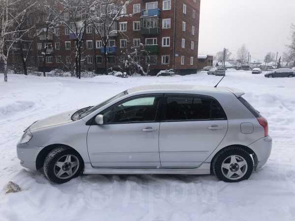 Toyota Corolla Runx, 2002 год, 285 000 руб.