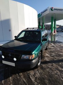 Уфа Forester 2000