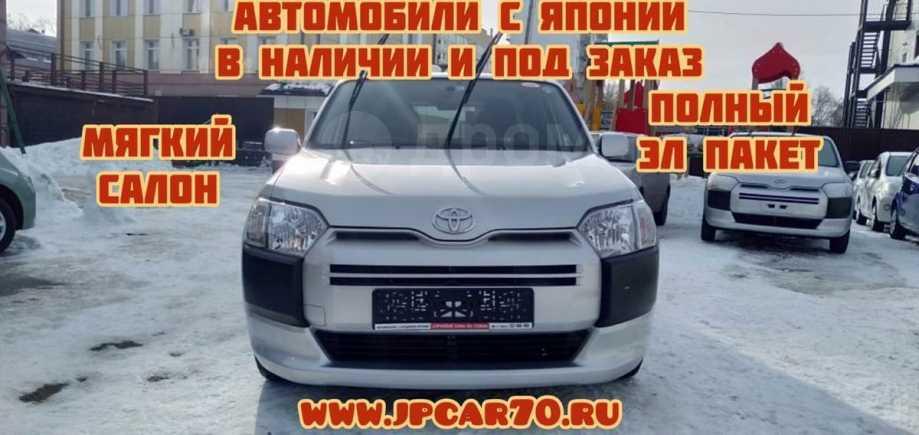 Toyota Succeed, 2015 год, 635 000 руб.