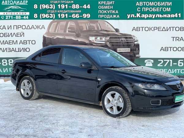 Mazda Mazda6, 2007 год, 417 000 руб.