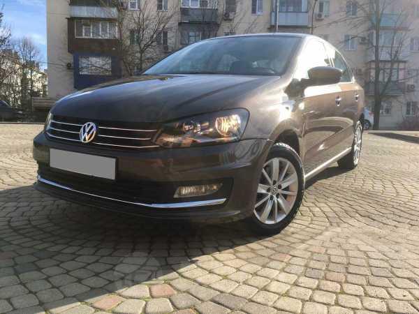 Volkswagen Polo, 2016 год, 535 000 руб.