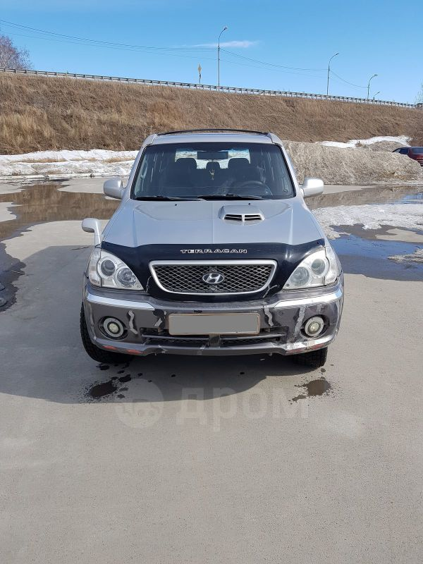 Hyundai Terracan, 2003 год, 320 000 руб.