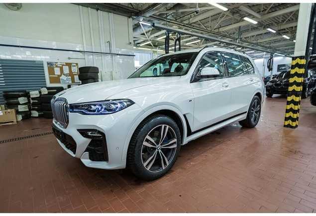 BMW X7, 2020 год, 6 810 900 руб.