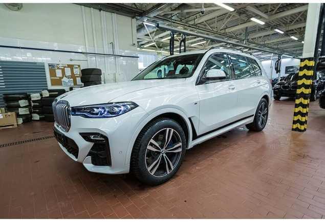 BMW X7, 2020 год, 6 779 900 руб.