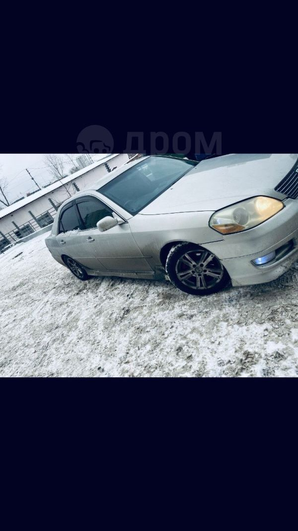 Toyota Mark II, 2001 год, 380 000 руб.