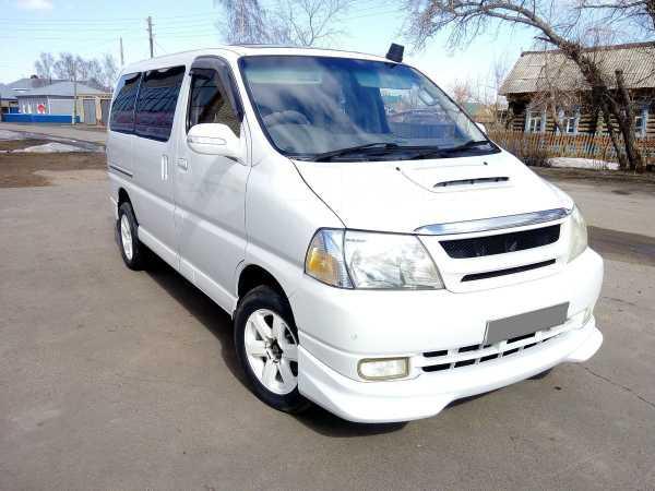 Toyota Grand Hiace, 2001 год, 720 000 руб.