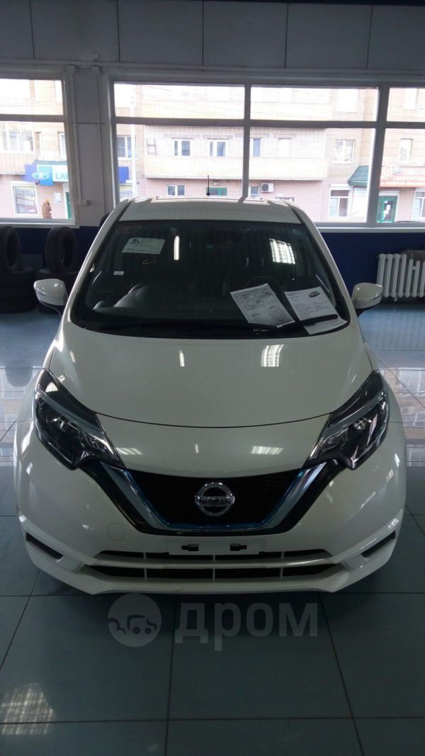 Nissan Note, 2017 год, 870 000 руб.