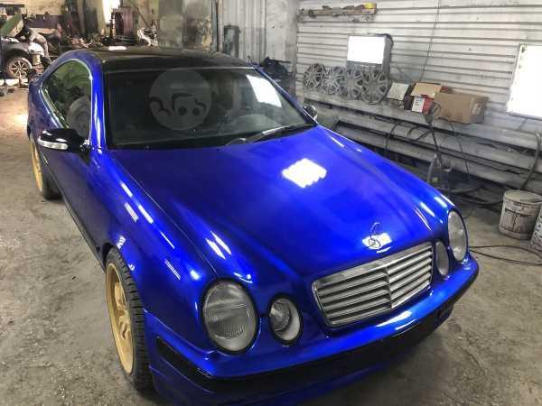 Mercedes-Benz CLK-Class, 2000 год, 400 000 руб.