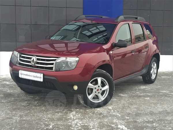 Renault Duster, 2014 год, 549 500 руб.
