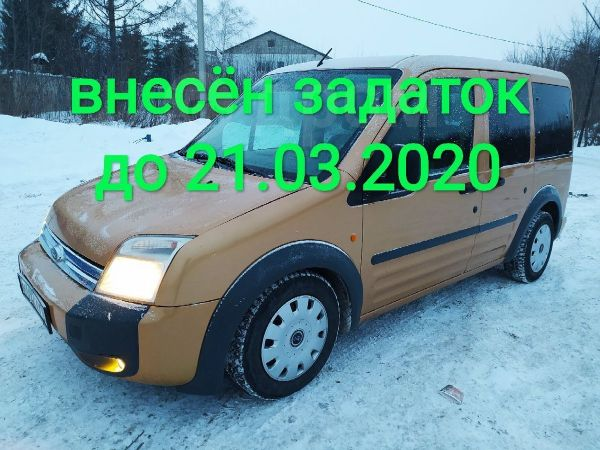 Ford Tourneo Connect, 2007 год, 295 000 руб.