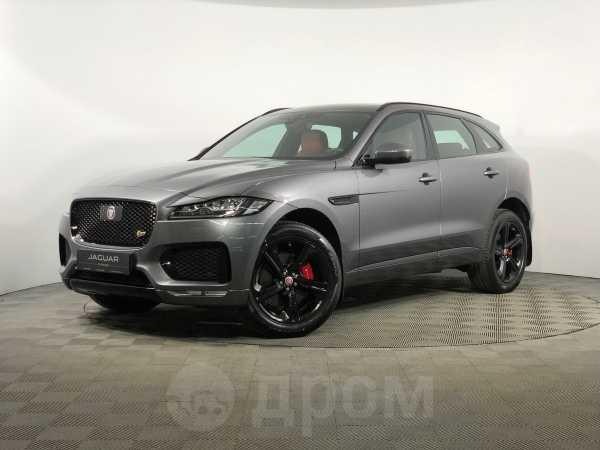 Jaguar F-Pace, 2019 год, 4 702 000 руб.