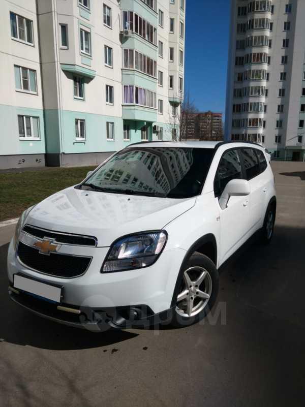 Chevrolet Orlando, 2012 год, 697 000 руб.