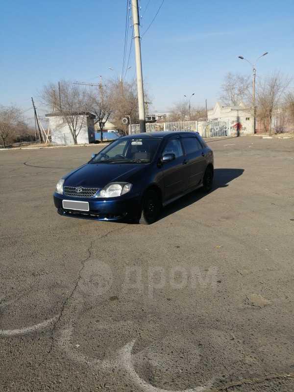 Toyota Corolla Runx, 2002 год, 280 000 руб.