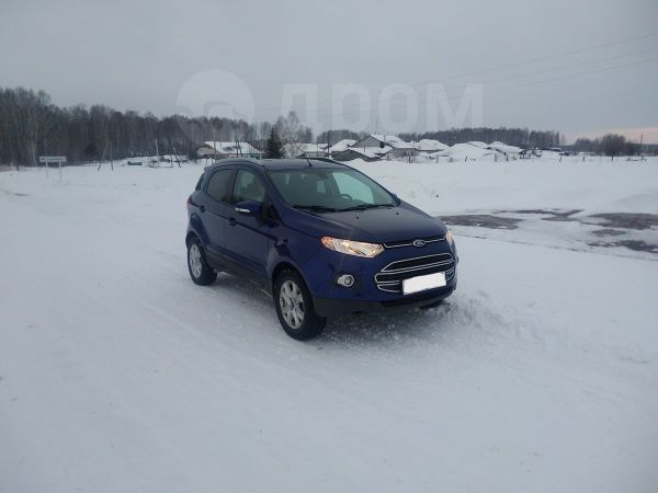 Ford EcoSport, 2015 год, 750 000 руб.