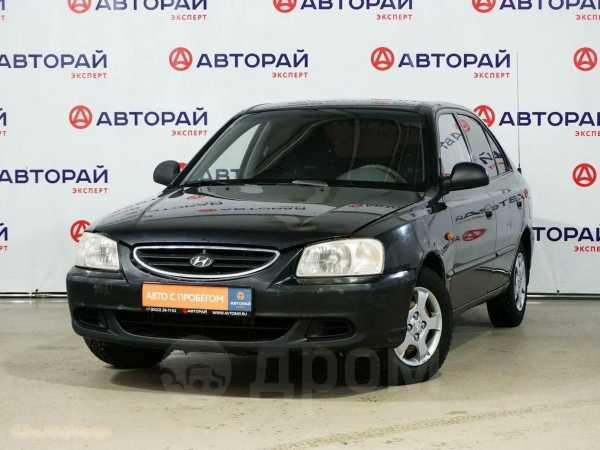 Hyundai Accent, 2008 год, 201 000 руб.